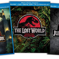 Jurassic Park 65% OFF Blu-ray Trilogy 19 - 20 Sep 2014