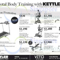 Read more about Kettler Fitness Equipment Offers 12 Sep 2014