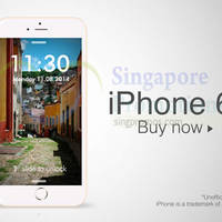 Apple iPhone 6 & iPhone 6 Plus Now Available @ Lazada 22 Sep 2014