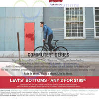 Levi's New Commuter Series 20 Sep 2014
