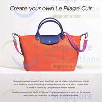 Read more about Longchamp Create Your Own Le Pliage Cuir Bag 5 Sep 2014