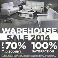 Read more about Lorenzo Warehouse Sale 5 Sep 2014