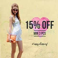 Read more about MDS Collections 15% OFF Storewide Promo 30 Sep 2014