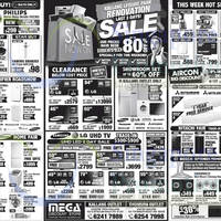 Read more about Mega Discount Store TVs, Appliances & Air Conditioner Offers 27 Sep 2014