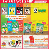Read more about Darlie Spend $12 & Get $3 McDonald's Vouchers @ NTUC Fairprice 12 - 30 Sep 2014
