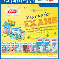 Read more about F&N Magnolia Free Stationery Promo @ NTUC Fairprice 5 Sep - 8 Oct 2014
