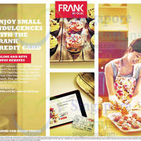Read more about OCBC Frank Card 6% Rebates On Online Shopping 14 Sep 2014