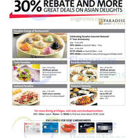 Read more about OCBC Cardmembers Up To 30% OFF Asian Delights 15 Sep 2014
