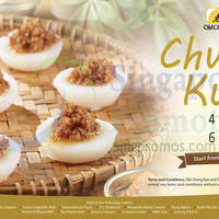 Old Chang Kee Now Offers Chwee Kueh @ Selected Outlets 1 Oct 2014