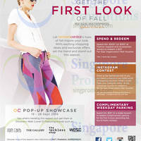 Orchard Central Get The First Look of Fall 19 Sep - 31 Oct 2014