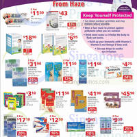 NTUC Unity Health Offers & Promotions 19 Sep - 16 Oct 2014