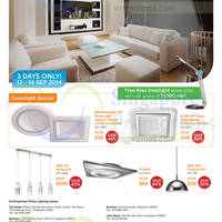 Read more about Philips Lighting Up To 60% OFF Promo 12 - 14 Sep 2014