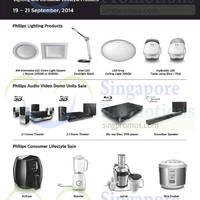 Read more about Philips Sale @ Loyang 19 - 21 Sep 2014