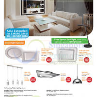 Philips Lighting Up To 60% OFF Promo 26 - 28 Sep 2014