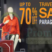 Read more about Planet Traveller Travel Goods Sale @ Paragon 5 - 11 Sep 2014