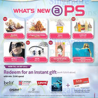 Read more about Plaza Singapura Spend $200 & Redeem $20 Gift 24 - 28 Sep 2014