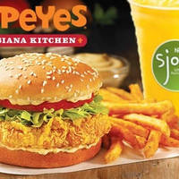 Read more about (Over 8300 Sold) Popeyes 47% OFF Creole / Cajun / Fish Sandwich + Sjora Drink @ 16 Locations 11 Sep 2014