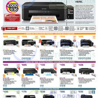 Read more about Epson Printers, Scanners, Labellers & Projectors Offers 10 Sep - 23 Nov 2014