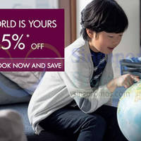 Read more about Qatar Airways Up To 25% OFF 3 Days Promo Air Fares 15 - 18 Sep 2014