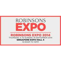Read more about Robinsons Expo @ Singapore Expo 4 - 14 Sep 2014