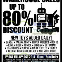 Read more about Sheng Tai Toys Warehouse SALE Up To 80% Off 1 - 6 Oct 2014