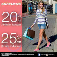 Read more about Skechers 20% OFF Promotion 4 Sep 2014