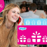 Skype 30% OFF Gift Credits Discount Coupon Code 30 Sep 2014
