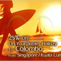 Read more about SriLankan Airlines 25% OFF Colombo Air Fares Promo 3 - 14 Sep 2014
