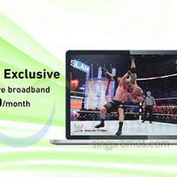 Read more about Starhub 300Mbps Fibre Broadband Promo 26 - 28 Sep 2014