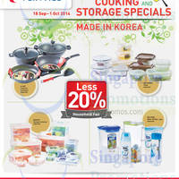 NTUC Fairprice Kitchen Electronics & Wines 18 Sep - 1 Oct 2014