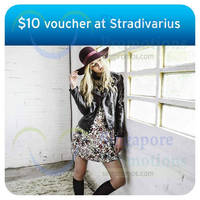 Read more about Stradivarius Spend $100 & Get Free $10 Voucher 5 - 30 Sep 2014
