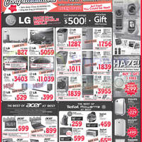 Read more about Best Denki TV, Appliances & Other Electronics Offers 26 - 29 Sep 2014