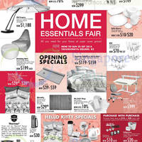 Read more about Takashimaya Home Essentials Fair 11 - 28 Sep 2014