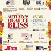 Read more about Takashimaya Autumn Beauty Bliss Beauty Fair 5 - 21 Sep 2014