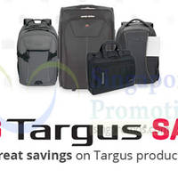 Read more about Targus Big Online Sale 22 - 28 Sep 2014