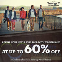 Read more about Timberland Up To 60% OFF @ Parkway Parade 11 Sep 2014