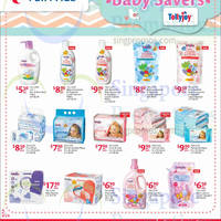 Read more about NTUC Fairprice Baby Savers, IT Gadgets, Lightings & Pest Busters Offers 25 Sep - 8 Oct 2014