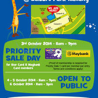 "Read more about Toys ""R"" Us Branded Toys SALE 4 - 6 Oct 2014"