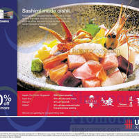 Read more about UOB 10% OFF Oiishi Japanese Cuisine Offers & More 25 Sep - 30 Dec 2014