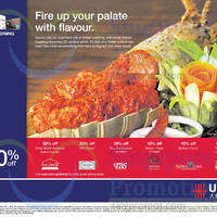 Read more about UOB Dining Up To 30% OFF Indian Cuisine 10 Sep 2014