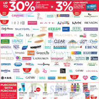 Read more about Watsons Personal Care, Health, Cosmetics & Beauty Offers 11 - 17 Sep 2014