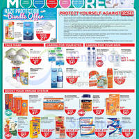 Watsons Haze Protection & Care Offers 23 - 29 Sep 2014