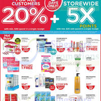 Read more about Watsons 20% OFF 3-Days Big Big Sale 29 Sep - 1 Oct 2014