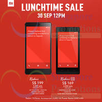 Read more about Xiaomi Redmi Note & Redmi 1S Restocked Sale 30 Sep 2014
