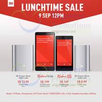 Read more about Xiaomi Redmi Note & Redmi 1S Restocked Sale 9 Sep 2014