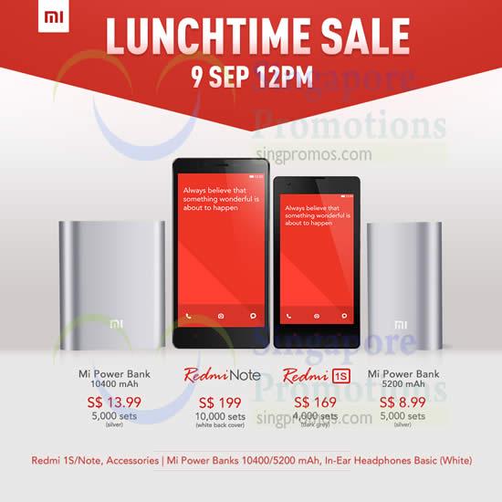 Xiaomi 4 Sep 2014
