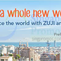 Read more about Zuji Singapore $100 OFF Hotels Coupon Code 22 Sep - 19 Oct 2014
