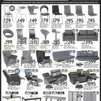 Read more about vHive 10% OFF Sofas, Sofa Beds, Chairs & Tables Promo 27 Sep - 3 Oct 2014