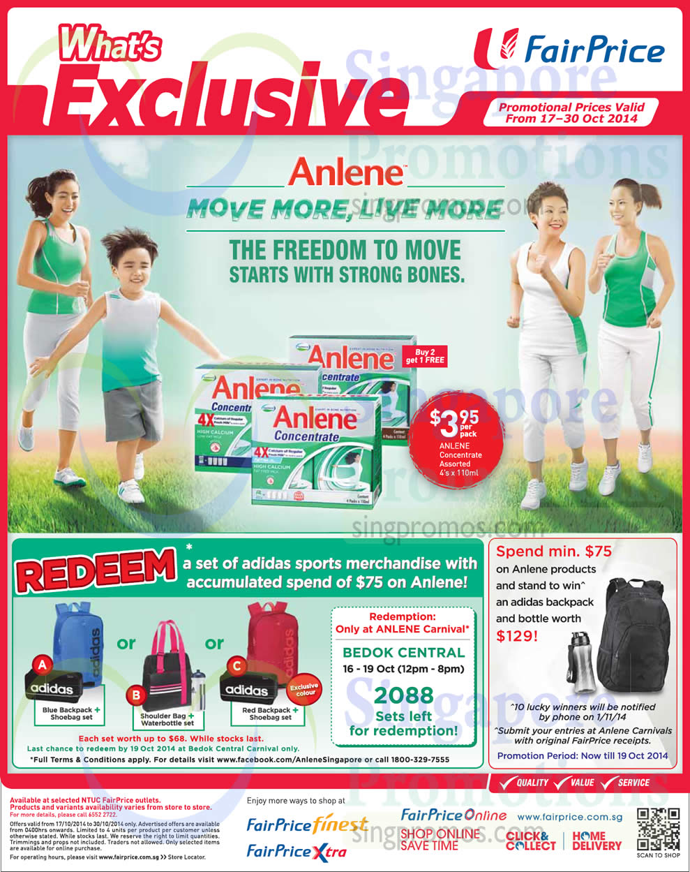Oct Anlene Concentrate NTUC Fairprice Beauty Groceries - Deepavali special at the green furniture offers valid while stocks