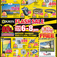 Read more about Courts Flash Sale Up To 80% Off Sale 3 Oct 2014